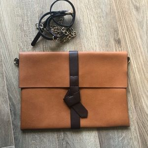 Handbags - ♻️Brand new! Vegan leather bag